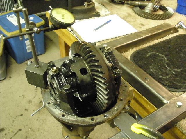 1998 4runner noisy differential