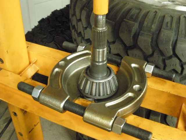Gear Puller Auto Zone : Pinion bearing puller autozone mac tools part pp pulley