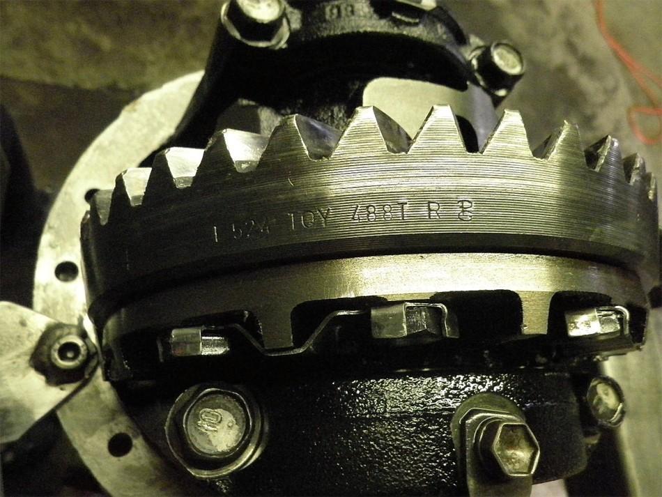 Tacoma 488 Nitro Gears